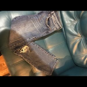 Ladies STS Blue jeans